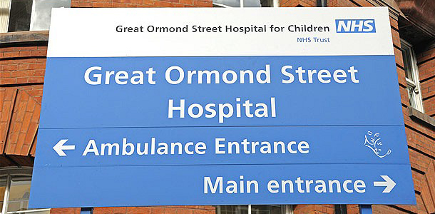 Great Ormond Street Hospital Large